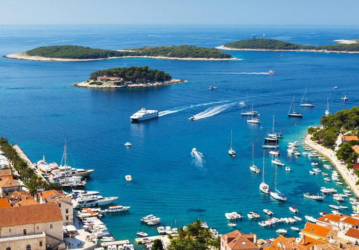 decouvrir la croatie voyage en ferry