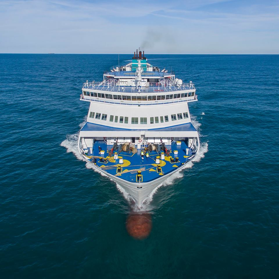 La centrale des ferries